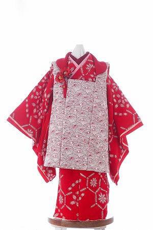 赤美ちゃん-アンティークな七五三着物レンタル
