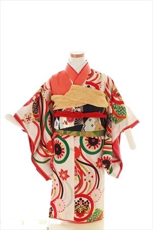 鈴橙-アンティークな七五三着物レンタル